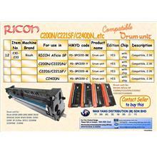 Ricoh SPC 200N,SPC 221SF,SPC 240DN  CMYK / COLOU DRUM  UNIT