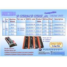 RICOH SPC 250DN / SPC 250SF CMYK / COLOUR COPIER DRUM