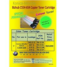 Konica Minolta Bizhub C454 / C554 CMYK / COLOUR COPIER