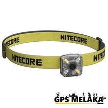 Nitecore NU05 Kit Lightweight USB Rechargeable LEDs Headlamp Mate
