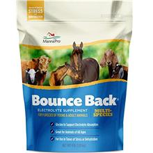 Manna Pro Bounce Back Multi-Species Electrolyte Supplement / Shipping from U.S