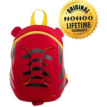 [BUY 1 FREE 1] Nohoo Tiger Car Backpack (2 to 4 Years Old) - NH-018)