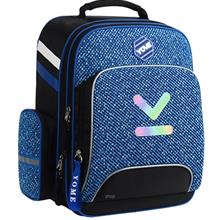 [BUY 1 FREE 1] Yome Fly-Line Primary School Kids Backpack - Y-279941)