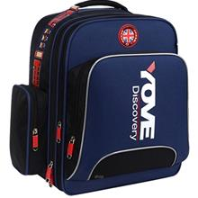 [BUY 1 FREE 1] Yome Discovery Primary School Kids Backpack - Y-279932)