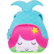 [BUY 1 FREE 1] NOHOO Mermaid Kids Backpacks (For 2-4 Years Old) - NH046)