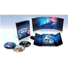 STAR WARS RISE OF SKYWALKER 4K ULTRA HD BLU RAY WALMART DIGIPACK NEW