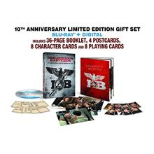Inglourious Basterds 10th Ann Limited Ed Gift Set BLU RAY IMPORTED