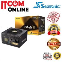 SEASONIC FOCUS PLUS 650W 750W 850W 1000W 80PLUS GOLD POWER SUPPLY