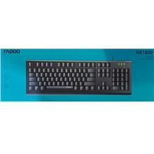 Rapoo NK1800 Wired Keyboard