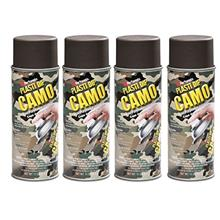 Plasti Dip Flat/Matte Camo Brown Multi-Purpose Rubber Coating 11 oz oz./from U