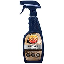 303 (30218-6PK) Leather 3 - In - 1 Complete Care - Cleans, Conditions, And Pro
