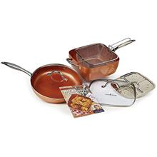 "Copper Chef 11 "" XL Cookware set (7 PC)/from USA"