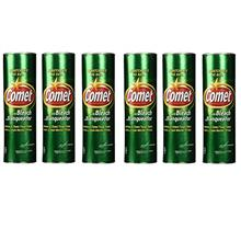 Comet Cleanser - 21 oz (Pack of 6)/From USA