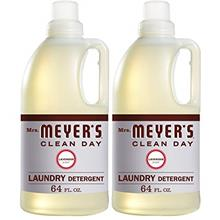 Mrs. Meyer's Clean Day Liquid Laundry Detergent, Cruelty Free and Biodegradabl
