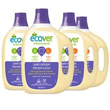 Ecover Laundry Detergent, Lavender Field, 93 Ounce (Pack 4)/From USA