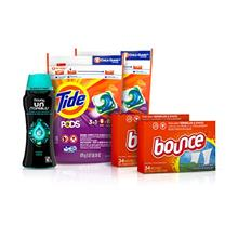Tide Pods Laundry Detergent Pacs (2x35ct), Downy Unstopable Scent Beads (14.8