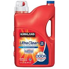 KIRKLAND SIGNATURE Ultra Clean Premium Laundry Detergent with 2X Concentrate/f