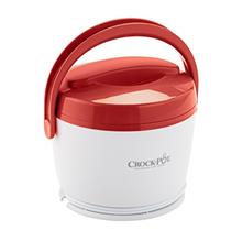Crock-Pot Lunch Crock Food Warmer, Red/from USA