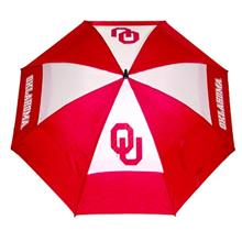 "Team Golf NCAA Oklahoma Sooners 62 "" Golf Umbrella with Protective Sheath"