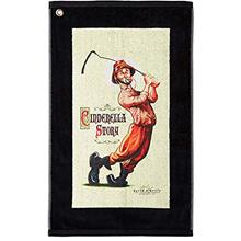 Devant Cinderella Story Caddyshack Tribute Golf Towel/from USA