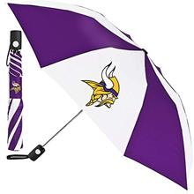 Minnesota Vikings Umbrella - Auto Folding/from USA
