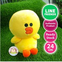 Line Friends Authentic Sally Soft Plush Toy Doll (24cm)