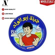 Abo Walad Cheese Triangle x8 120g Abou Al Walad - Abu Walad