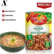 California Garden Foul Medames Saudi Recipe 400 g Fava Beans Kacang \u0641\u06