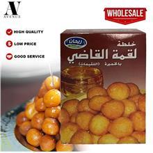 mix for dumplings with yeast ( Lokmet al Qady - Zalabia ) fo 50 pcs 500g \u064
