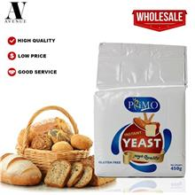 Primo Instant Yeast 450 g Yis Segera Ragi Ibu Roti \u062e\u0645\u064a\u0631\u0
