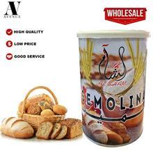 AlSham Semolina Flour 1 kg - Tepung Suji Halus Arab \u0633\u0645\u064a\u062f