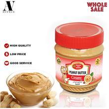 Virginia Green Garden Peanut Butter Creamy 340g