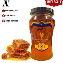 7Bahar Honey with Comb 250g \u0639\u0633\u0644 \u0646\u062d\u0644 \u062e\u0627