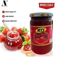 Kd Strawberry Jam 370 g \u0645\u0631\u0628\u064a \u0641\u0631\u0627\u0648\u064