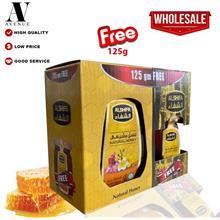 ( COMBO OFFER ) ALSHIFA NATURAL HONEY 500 g + 125g free Madu Asli 100%