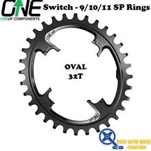 ONEUP COMPONENTS Switch - 9/10/11 SP Rings Oval / Round