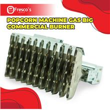 Popcorn Machine Gas Big Commercial Burner