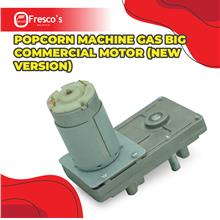 Popcorn Machine Gas Big Commercial Motor (New Version)