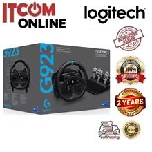 LOGITECH G923 DRIVING FORCE RACING WHEEL CONTROLLER (941-000164)