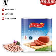 Amazon Chicken Luncheon 340g \u0644\u0627\u0646\u0634\u0648\u0646 \u062f\u062c