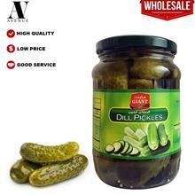 Gaint Dill Pickles Cucumber 680g \u062c\u0627\u064a\u0646\u062a \u0645\u062e\u