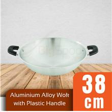 BIGSPOON 38cm Cooking Pan Frying Wok Kuali Masak Chinese ??? [CAW-38]