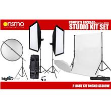 Medium Studio Setup Package (Onsmo AT400W)