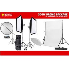 Medium Studio Setup Package (Onsmo 300W)