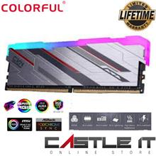Colorful CVN Guardian DDR4 8GB 3200 Mhz Desktop ARGB aura sync Gaming