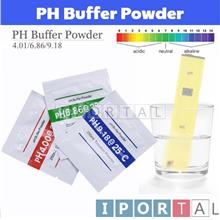 PH Meter Buffer Powder Calibration Measure Solution 4.01/6.86/9.18