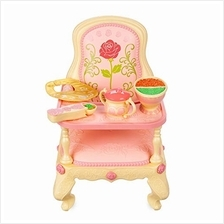 Disney Animators' Collection Belle Doll Feeding High Chair – Beauty and The