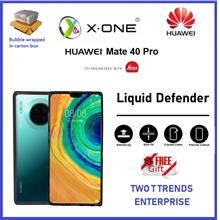 Huawei Mate 40 / Mate 40 Pro X-One Liquid Defender Clear Case