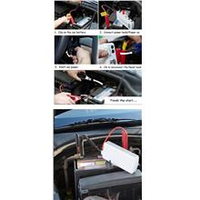 15000mAh All-In-One Car Jump Start Starter Power Bank Battery Charger