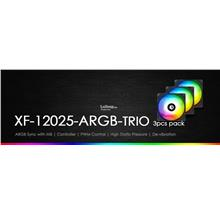 # ID-COOLING XF-12025 ARGB Case Fan Trio Set #